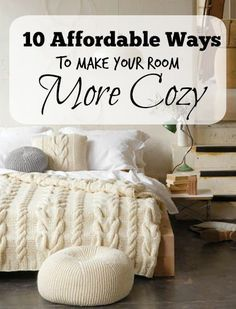 10 affordable ways to make your room more cozy hygge inspiration