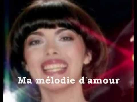 Ma melodie d'amour