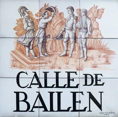 Calle Bailén
