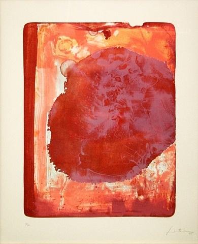 Helen Frankenthaler, Reflections II
