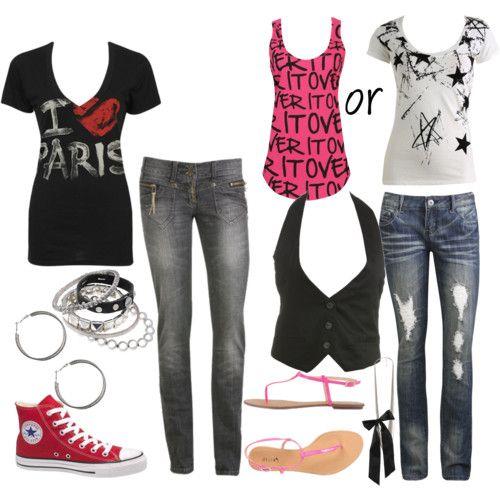 Scene Girl Clothes - Google Search  Urban Gothic Punk -5458