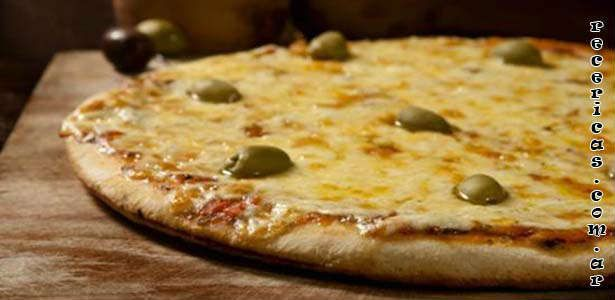 Pizza para microondas