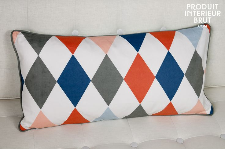 Coussin Norway Arlequin