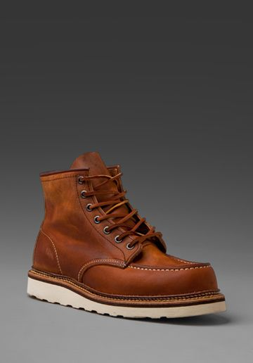 "RED WING SHOES Classic Lifestyle 6"" - jonesin"
