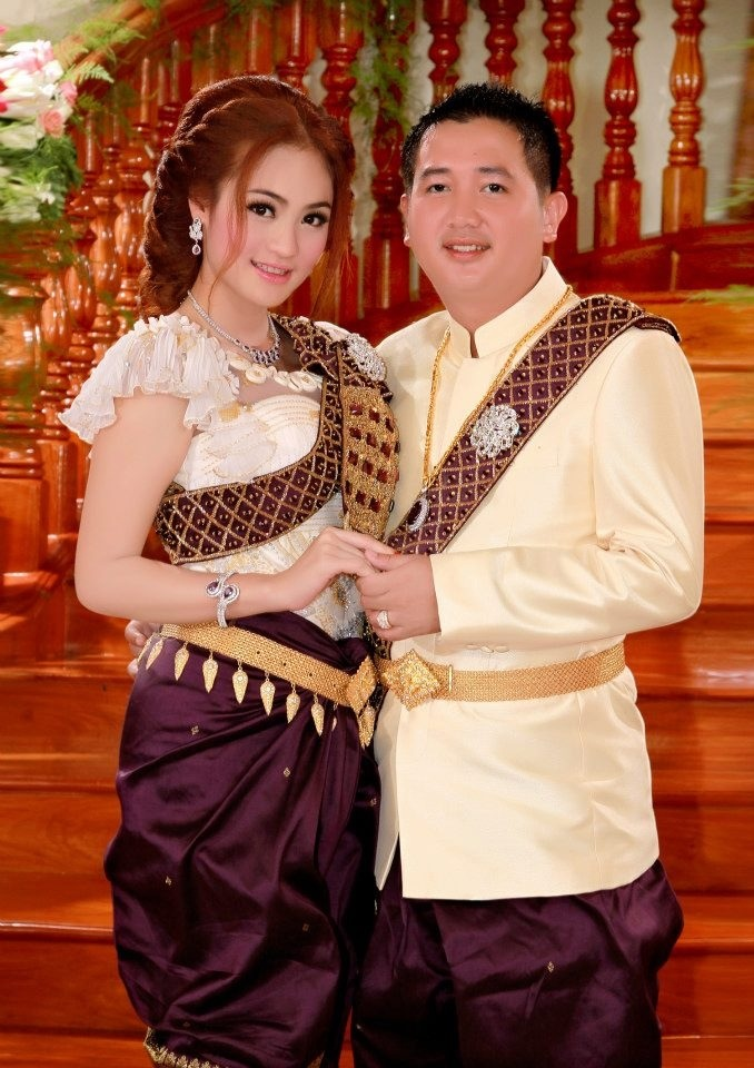 Traditional Cambodian Attire Other Dresses Dressesss