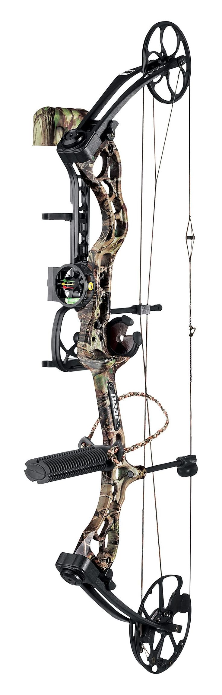 Bear Archery Attitude Compound Bow Package | Bass Pro Shops right hand, 50-60# draw weight