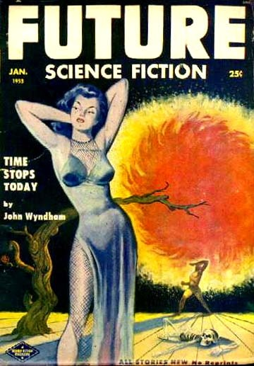 Milton Luros : Future Science Fiction Jan. 1953