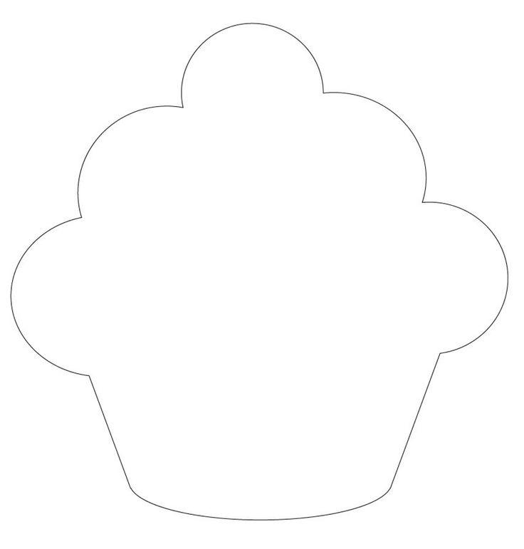 Cake Art Template : 25+ best ideas about Cupcake Template on Pinterest ...