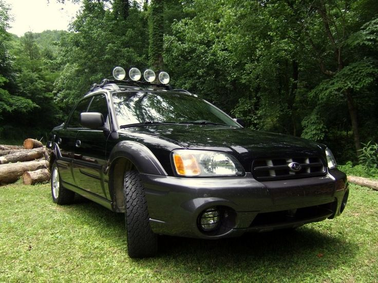 The Perfect Subaru Baja