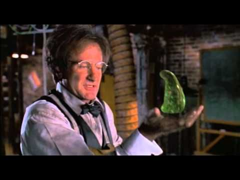 who could forget about Flubber...So cute.  Another Robin Williams family great