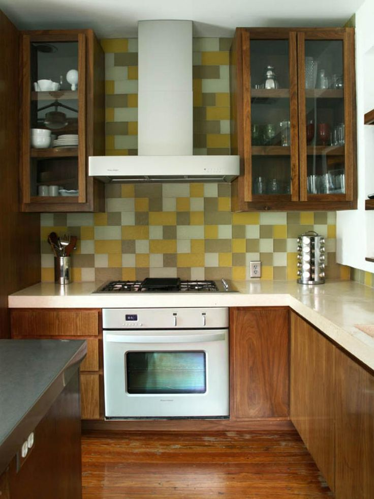 14 Best Images About Medium Oak Cabinets In Their Best