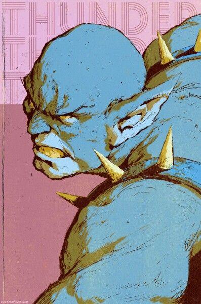 Panthro | Thundercats •Dave Rapoza