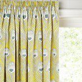 Liberty Fabrics & John Lewis Caesar Lined Pencil Pleat Curtains at John Lewis