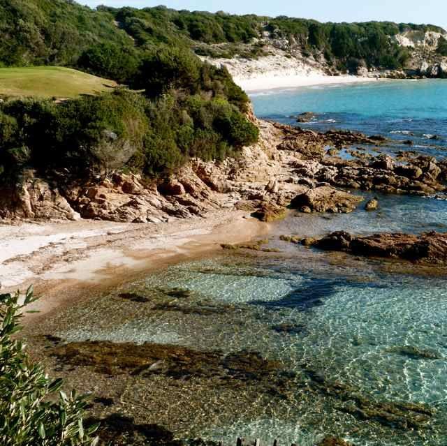 Les Plages du Domaine de Sperone Corse du Sud