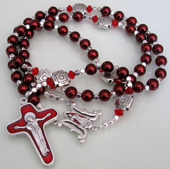 """Gardenias4Lina """"One of a Kind"""" & Limited Edition Rosaries and Religious Jewelry"""