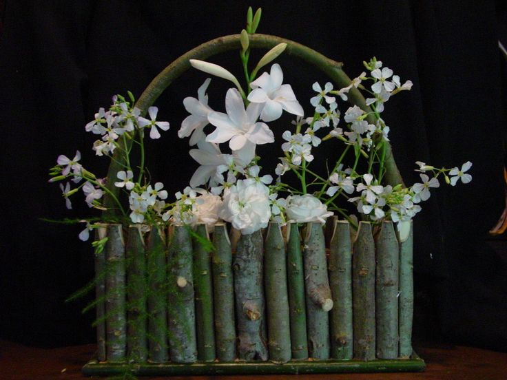 17 best ideas about twig centerpieces on pinterest twig for Twigs decoration for weddings