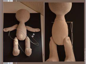 Кукла, сделанная руками мамы, — что может быть лучшим подарком для маленькой девочки? И даже если вы никогда ранее не шили самостоятельно такие игрушки, это не значит, что у вас не получится. Желание и старание — вот главные составляющие успеха этого дела. Материалы для работы: Хлопок (бязь) для тельца плотный телесного цвета. Трикотажная ткань для головы телесного цвета. Капроновая ткань.