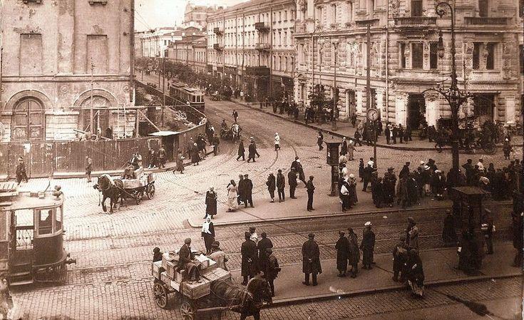 Неглинка. Фото 1925 г.