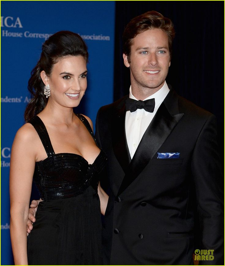 armie hammer and elizabeth chambers | My Style | Pinterest