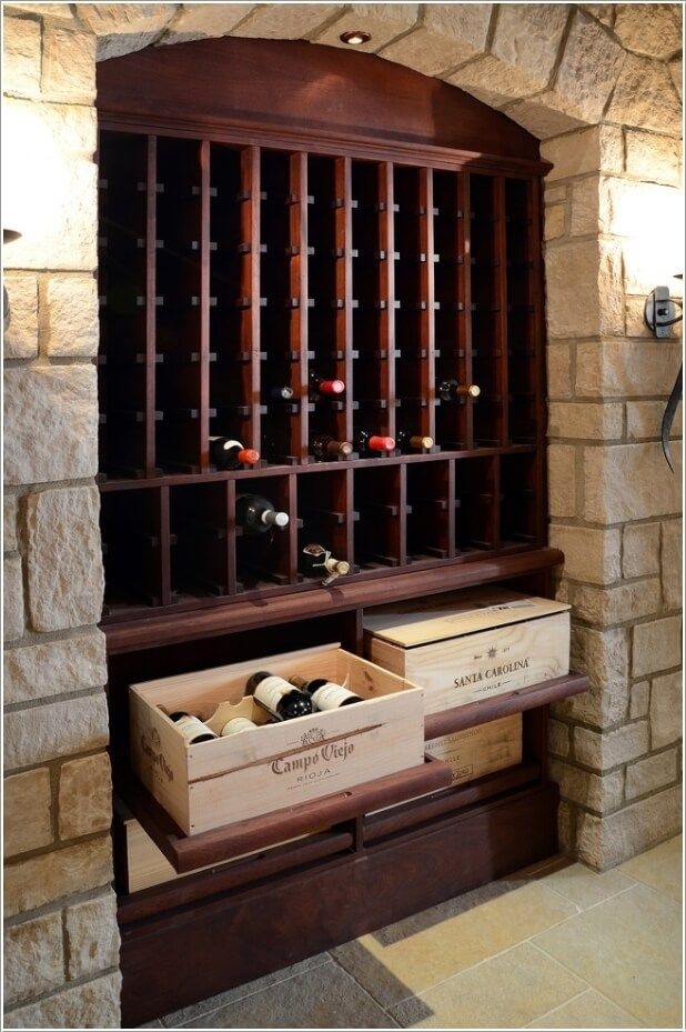 10 Amazing Ways Store Wine Bottles in Drawers