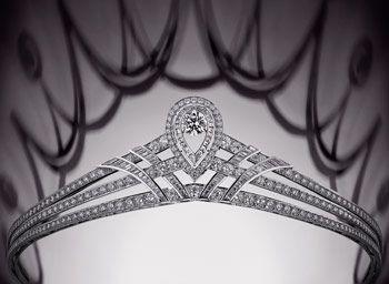 Chaumet tiara