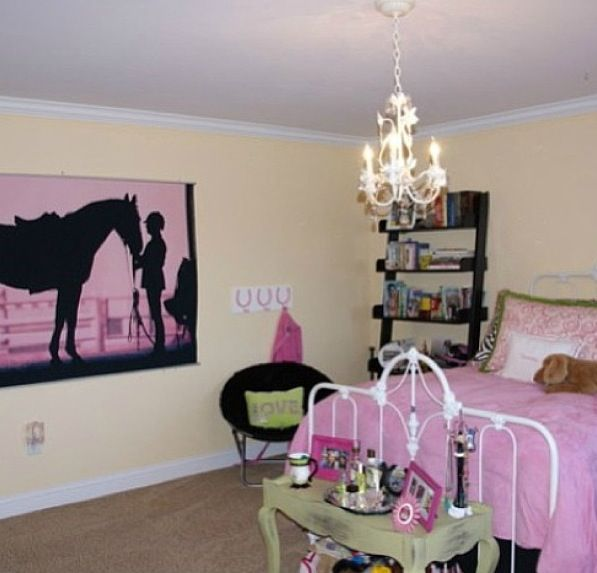 45 best Horse bedroom ideas images on Pinterest Bedroom ideas