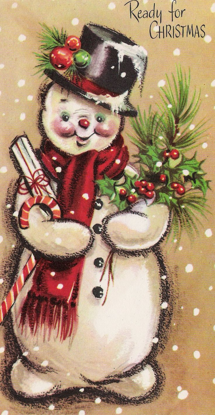 I think I remember my mom and dad getting this Christmas card when I was little....back in the day!