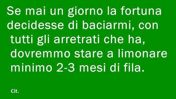 MA NON SUCCEDERA'.... Fiorella