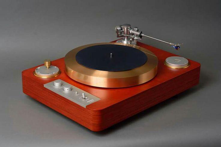 High end audio audiophile turntable