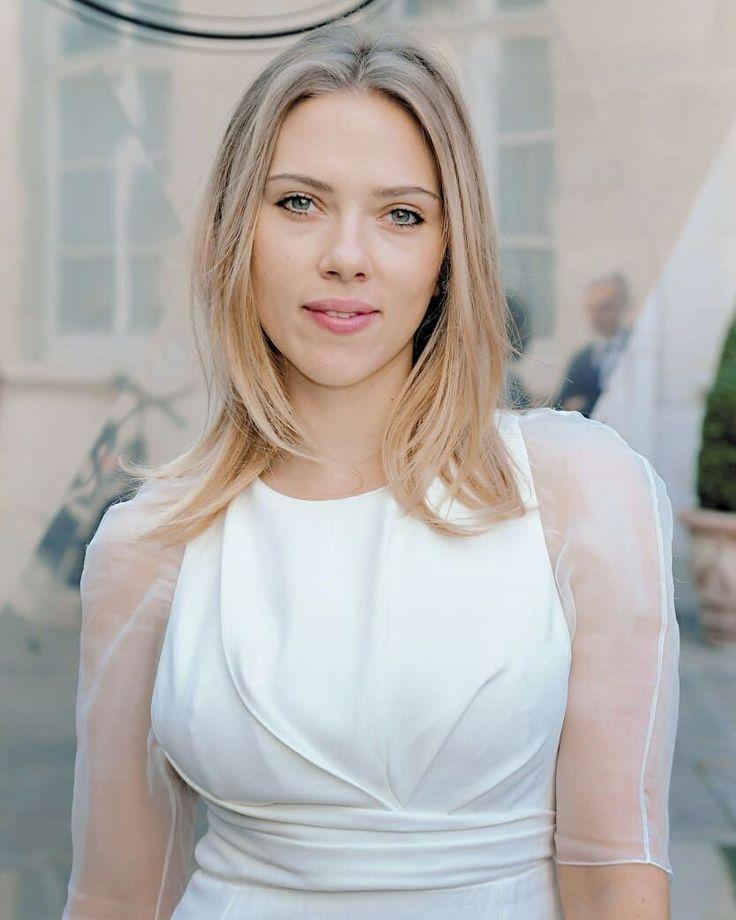 Scarlett Johansson Speaks on Leaked Nude Photos