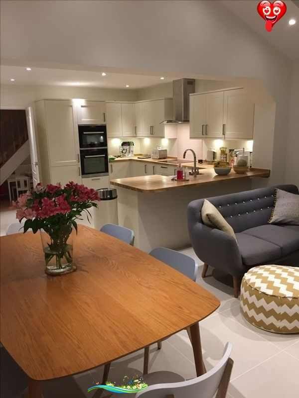 45 Modern Open Plan Kitchen And Living Room Designs To Inspire You Open Kitchen And Living Room Open Concept Kitchen Living Room Living Room And Kitchen Design