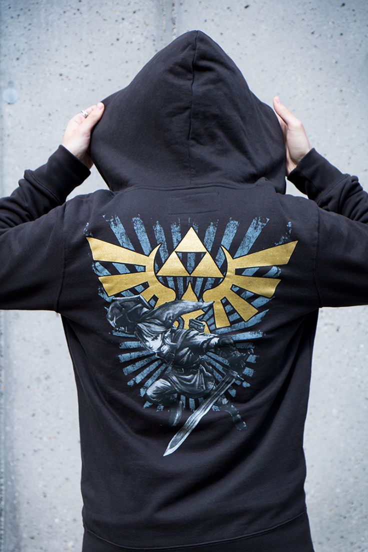 The Legend Of Zelda - Hoody