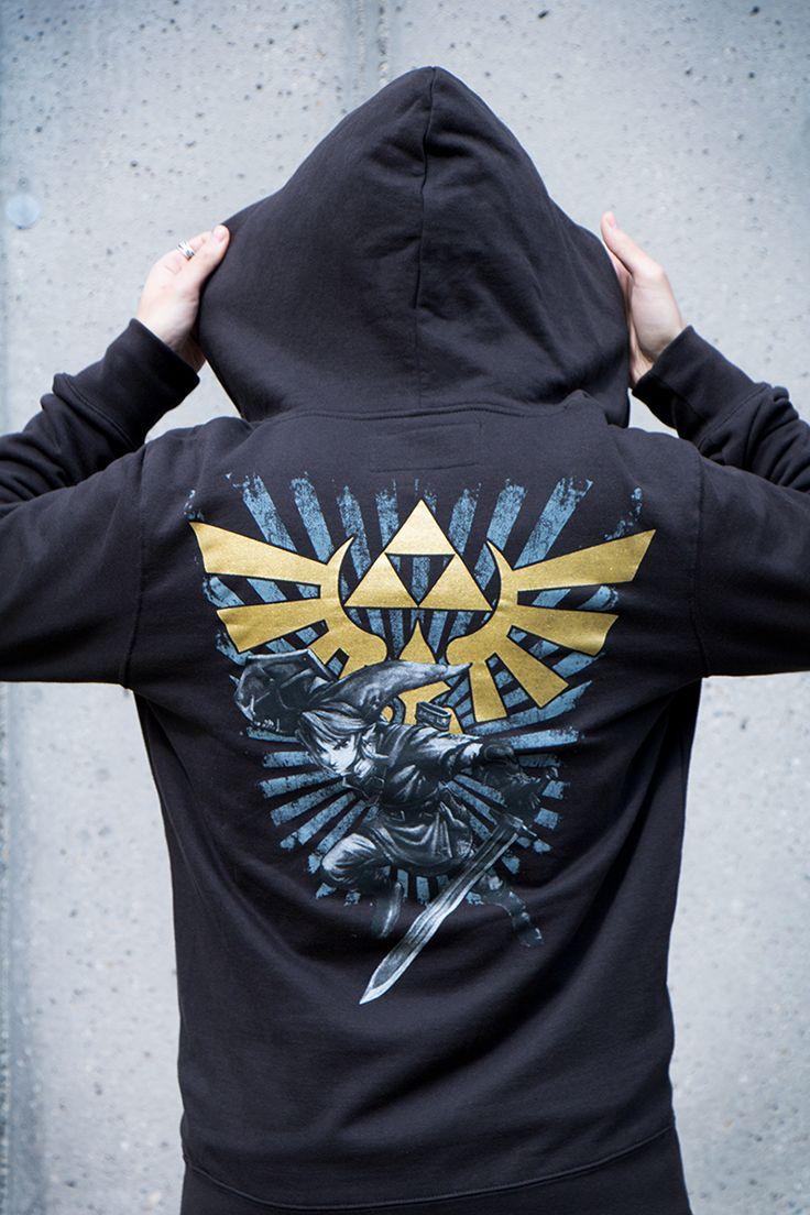 The Legend Of Zelda - Hoody