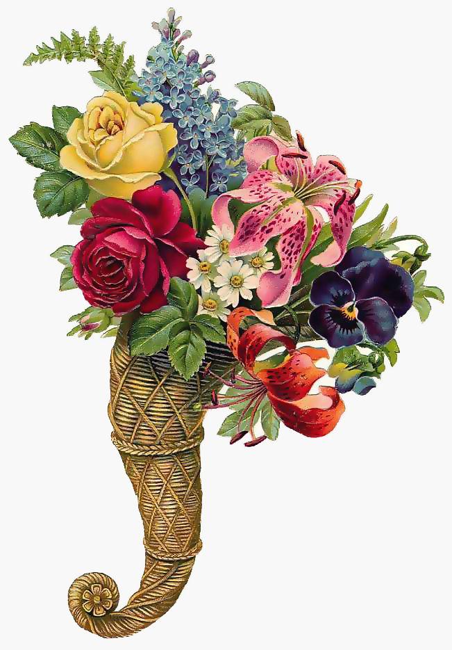 Раскраска, картинки цветочков для открытки