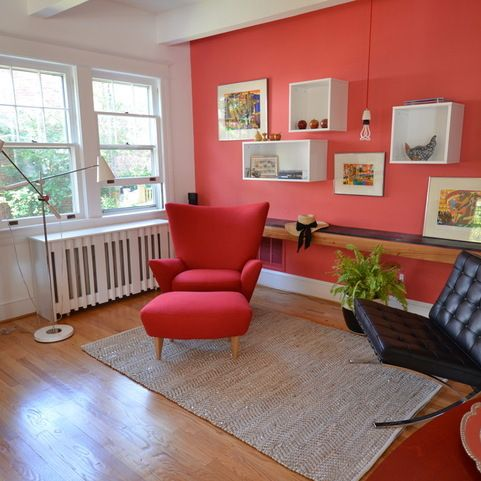 Benjamin Moore Coral Essence Bedroom Design Ideas Pictures Remodel And Decor Misc