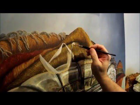 Celebración de Texturas - flores 1 - YouTube