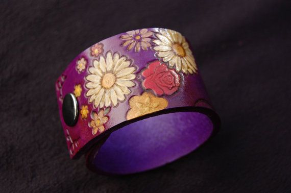 Custom 'Wear Your Word' cuff.  Made to order, variety of colors.  You choose the word.