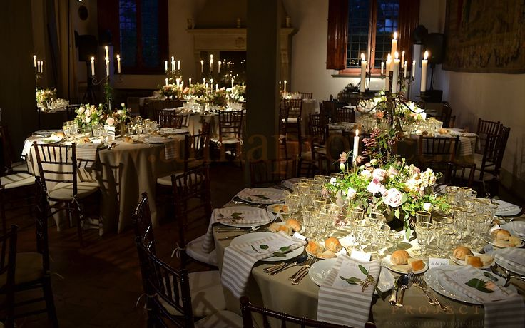 ALMA Project @ Villa il Garofalo - Pinspots - lucciola lucciole, table dinner, palo, poles pali 015
