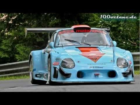 Porsche 935 DP2 - Herbert Stolz - 50. Wolsfelder Bergrennen 2012 - YouTube