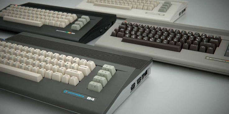 Commodore on Old School Game Blog