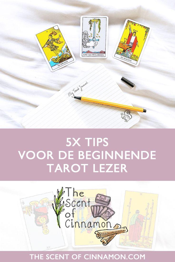 Beginnen met het lezen van Tarot kaarten? Zo begin je!