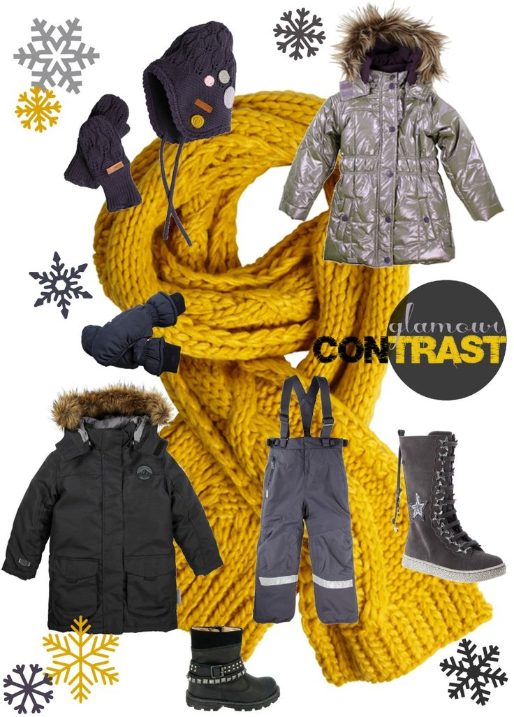 style of the month november by kleinstyle colorful winter kids fashion