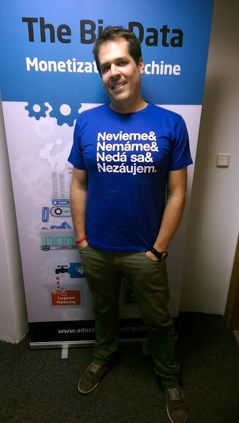 Great idea for a new company slogan :) Thank you @kompotsk
