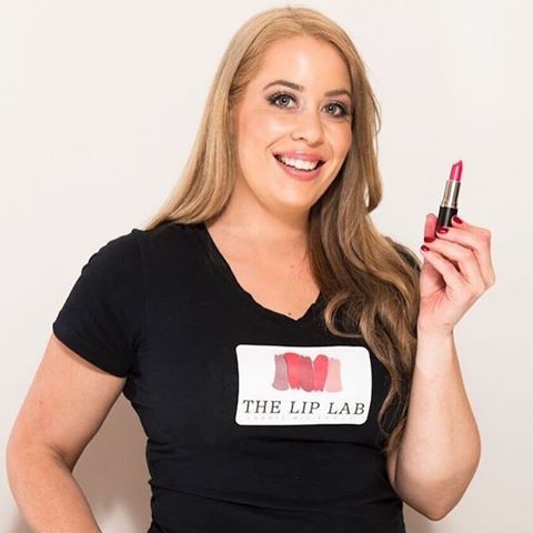 On the blog :: 5 minutes with our gorgeous Andrea  #theliplab #colour #consultant #lipstick #custom #make visit www.theliplab.com/blog
