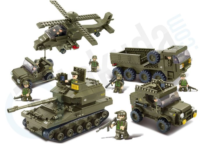 Sluban M38-B0311 Joint Attack. Do  you like it ? See more at www.takuda.com.