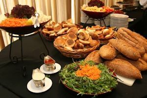 Buffet Food Presentation Ideas