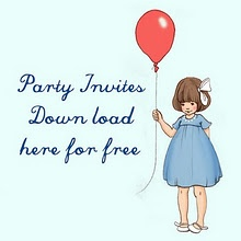 belle and book printable party invites