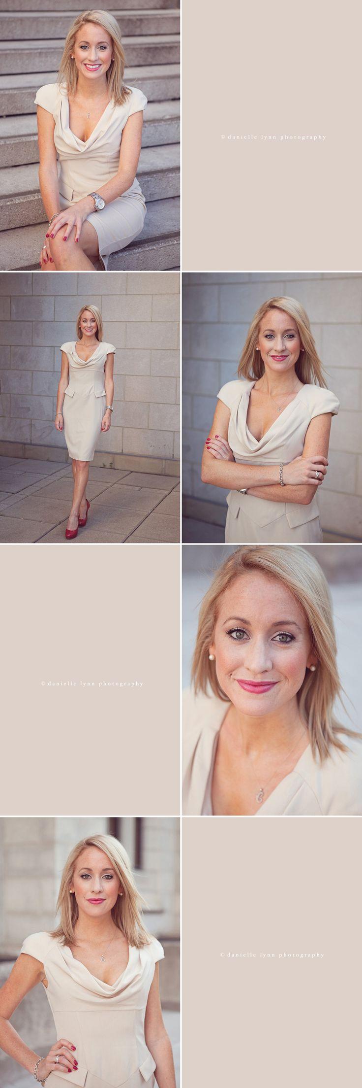 Foto: Modernes Business Portrait, gute Variation Make-up: medium Kleidung:  gut gewählt für die Dame