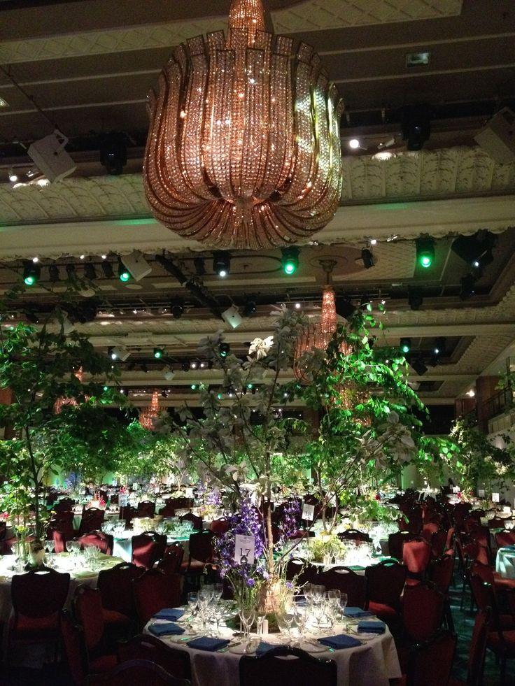 Stunning venue. Table design by Rebel Rebel