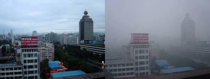 Poluição atmosférica mata diariamente cerca de 4 mil pessoas na China http://r7.com/FlUa